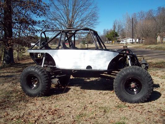 2007 Toyota Rock Crawler Buggy 9 000 100468831 Custom