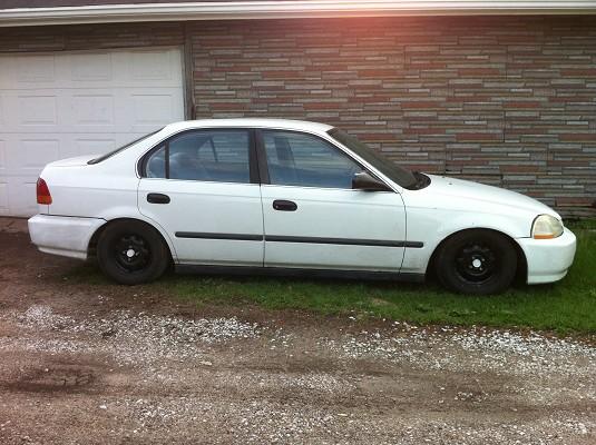 1996 Honda Civic Lx $2,000 Possible Trade   100388745   Custom JDM Car  Classifieds   JDM Car Sales