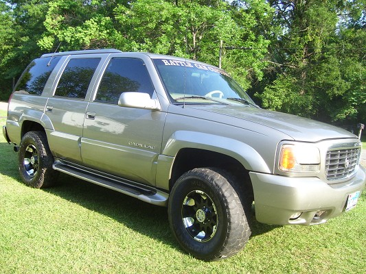 1999 Cadillac Escalade 4 500 Possible Trade 100393216 Custom Lifted Truck Clifieds S
