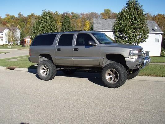 2000 Chevrolet Suburban 10500 Possible Trade 100322966 Custom