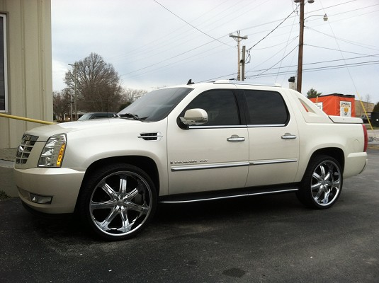 2007 Cadillac Escalade Ext 27 000 Possible Trade 100461840 Custom Full Size Truck Clifieds S