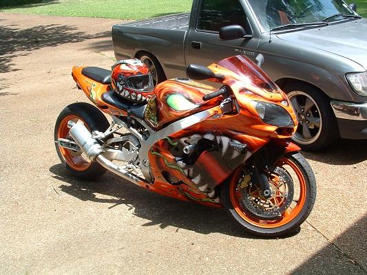 2002 kawasaki zx9r $6,000 100323493 custom street bikes 2000 Zx9r Custom
