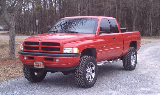 1998 Dodge Ram 1500 Lifted >> 1998 Dodge Ram 1500 $13,500 Possible Trade - 100368323 ...
