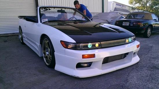 1993 Nissan Silvia 240sx Convertible S13 $9,200   100580287 | Custom JDM Car  Classifieds | JDM Car Sales