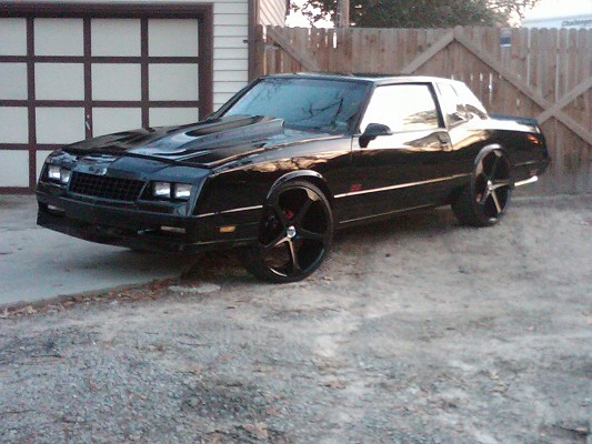 1986 chevrolet monte carlo ss 13 500 100358361 custom muscle car classifieds muscle car sales. Black Bedroom Furniture Sets. Home Design Ideas
