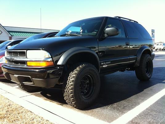 2000 Chevrolet Blazer zr2 4800 Possible Trade  100457128
