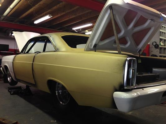 1966 Pro Street Ford Fairlane 14500