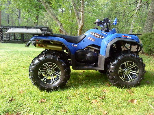 2008 yamaha grizzly 350 4x4 3 200 possible trade 100392663 custom other atv classifieds. Black Bedroom Furniture Sets. Home Design Ideas