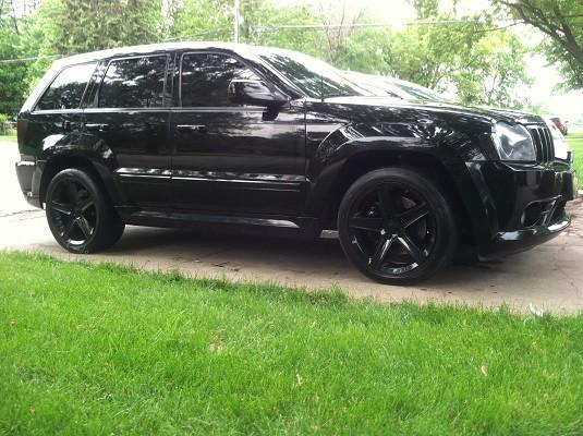 Jeep Grand Cherokee Srt8 For Sale >> 2006 Jeep Grand cherokee srt8 $21,000 Firm - 100596951