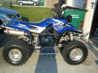 2002 yamaha warrior 350 2 200 100342027 custom other atv classifieds other atv sales. Black Bedroom Furniture Sets. Home Design Ideas