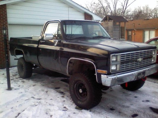 1987 Chevrolet K1500 3 000 Possible Trade 100356860 Custom Full