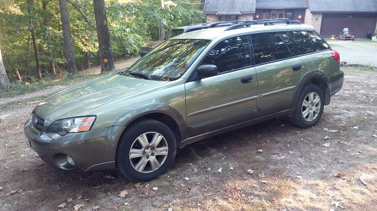2005 subaru legacy outback 4 500 possible trade 100652744 custom import classifieds. Black Bedroom Furniture Sets. Home Design Ideas
