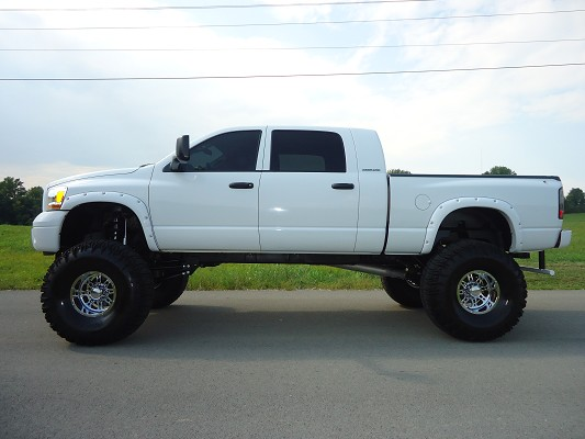 2006 dodge 2500 ram mega cab 34 500 100523996 custom lifted truck classifieds lifted. Black Bedroom Furniture Sets. Home Design Ideas