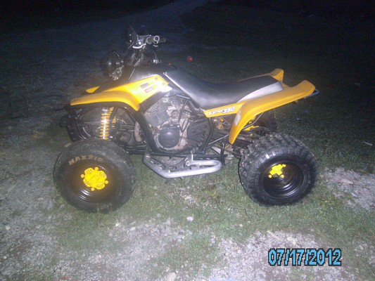 2002 yamaha warrior 1 100527862 custom other atv classifieds other atv sales. Black Bedroom Furniture Sets. Home Design Ideas