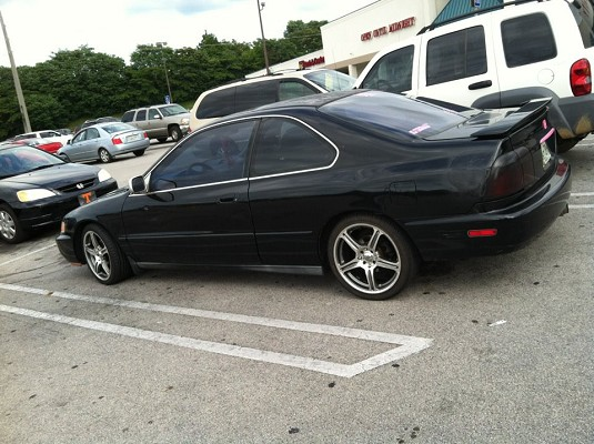 1996 Honda Accord  1