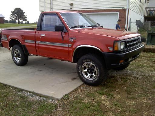 1987 Mazda b2600 4x4 $1,500 Possible Trade - 100455279 | Custom Mini