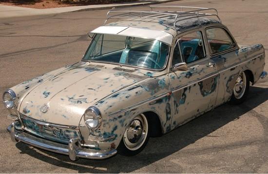 1964 Volkswagen Notchback 10 500 100358584 Custom
