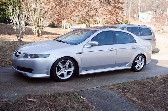 Acura TL Or Best Offer Custom Import - 2005 acura tl wheels