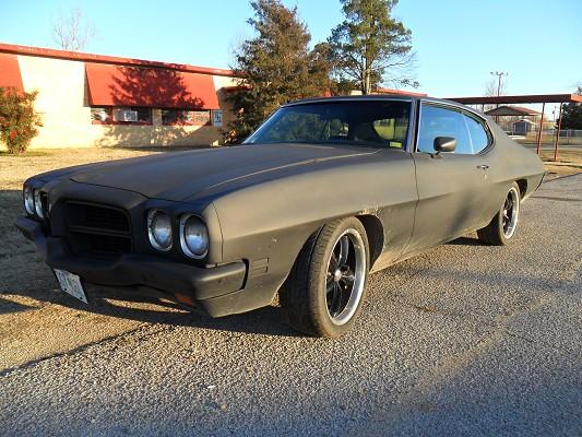 1972 Pontiac Lemans 4 500 Possible Trade 100469115 Custom