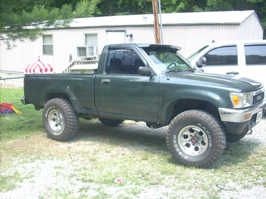 1994 Toyota Pickup Lifted For Sale Arizona Autos Post