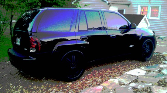 2008 Chevrolet Trailblazer SS built & boosted $33,000 Or ...