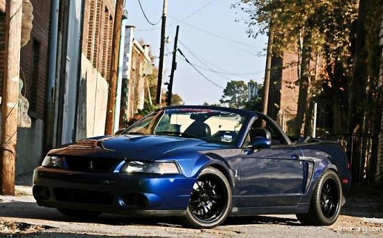 2004 Ford Svt Cobra 32 000 Firm 100368384 Custom Race