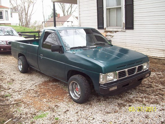 1986 Nissan hard $1,800 - 100380854 | Custom Low Rider ...