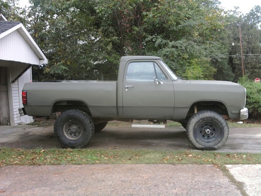 1990 Dodge Ram 1 Possible Trade 100432934 Custom Lifted Truck