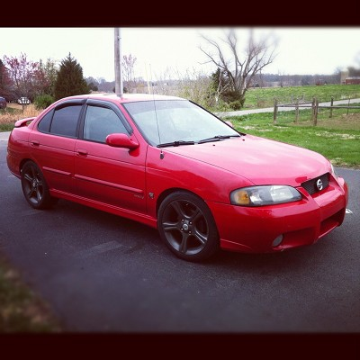 2003 Nissan Sentra SE-R Spec-V $5,500 Or best offer ...