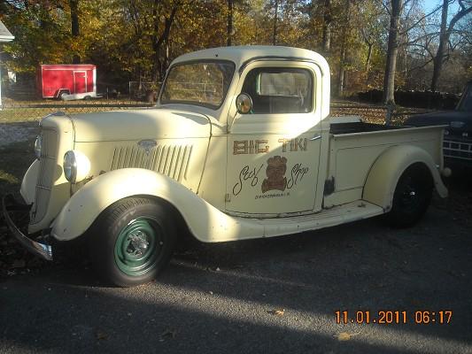 1935 Ford pickup sale craigslist
