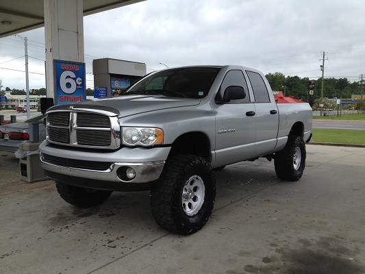 2003 dodge ram 1500 8 500 possible trade 100522292 custom lifted truck classifieds lifted. Black Bedroom Furniture Sets. Home Design Ideas
