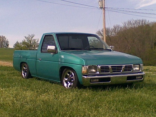 1989 Nissan Pickup 1 100386168 Custom Mini Truck Clifieds S