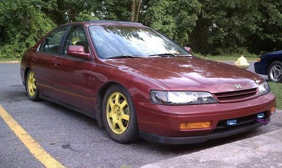 1994 Honda accord $4,500 Possible Trade - 100407280 ...