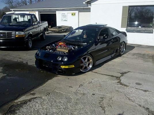 1998 Acura Integra GSR $1 - 100376662 | Custom Import ...