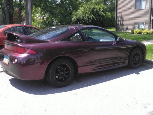 1999 mitsubishi eclipse gst 1 possible trade 100493807 custom import classifieds import sales mautofied com