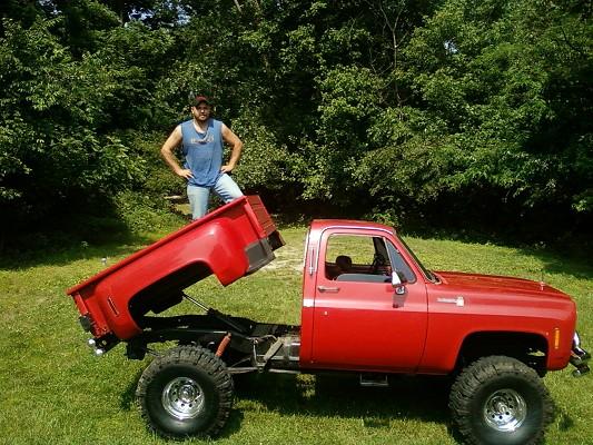 1977 Chevrolet Scottsdale 5 000 100379169 Custom Lifted Truck
