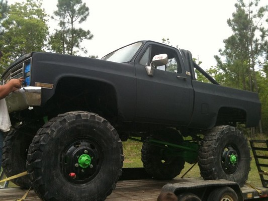 1985 Chevrolet c10 $1 Possible Trade - 100395762 | Custom Lifted