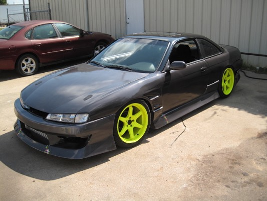 1995 Nissan 240sx S14 Silvia 10 000 100523290 Custom Import