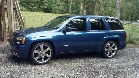 2006 chevrolet trailblazer ss 18 000 firm 100586877 custom domestic classifieds domestic. Black Bedroom Furniture Sets. Home Design Ideas