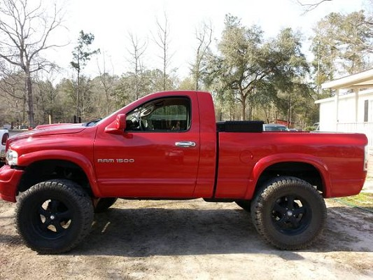 2003 dodge ram 1500 8 500 possible trade 100578096 custom lifted truck classifieds lifted. Black Bedroom Furniture Sets. Home Design Ideas