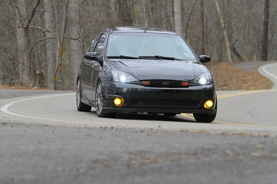 2002 ford focus svt 5 100 possible trade 100383910. Black Bedroom Furniture Sets. Home Design Ideas