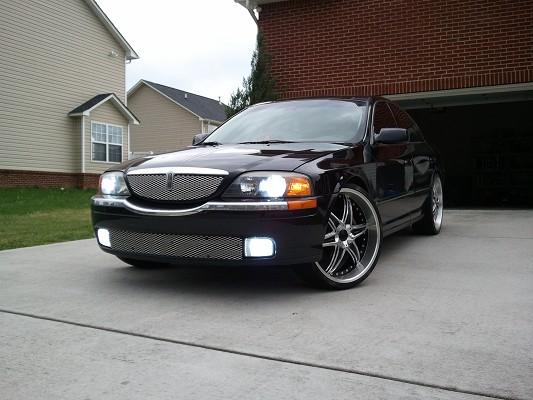 2000 Lincoln LS V8 39L 10000 Possible trade  100385649