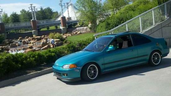 1994 Honda Civic Eg Coupe 4 500 Possible Trade 100519986 Custom