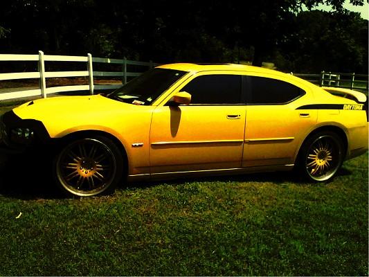 2006 Dodge Charger Rt Daytona Top Banana 19 000 Possible