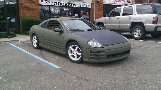 2000 mitsubishi eclipse gt tasteful mods 3500 possible trade 100616959 custom import classifieds import sales