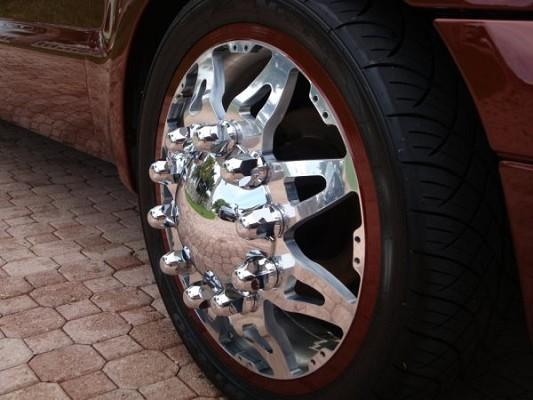 24 American Force Dually Wheels 5 500 Firm 100483589 Custom 24