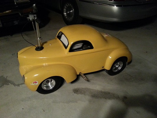 1941 willys go kart $1,000 Possible Trade - 100583738