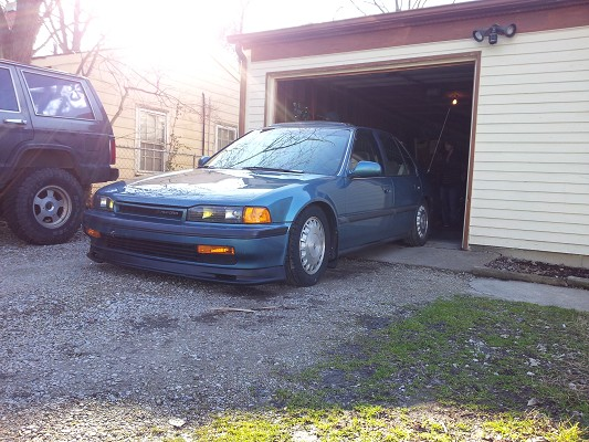 1991 honda jdm accord ex inspire rare!! $4,000 possible trade 89 Honda Accord JDM