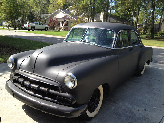 1952 chevrolet styleline deluxe 1 possible trade for 1952 chevrolet styleline deluxe 4 door