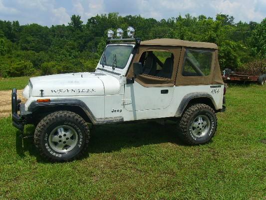 1989 jeep wrangler 5 800 possible trade 100504073 custom jeep classifieds jeep sales. Black Bedroom Furniture Sets. Home Design Ideas
